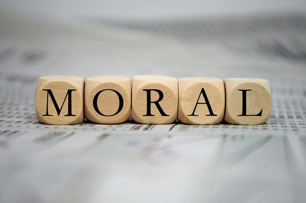 significado de moral