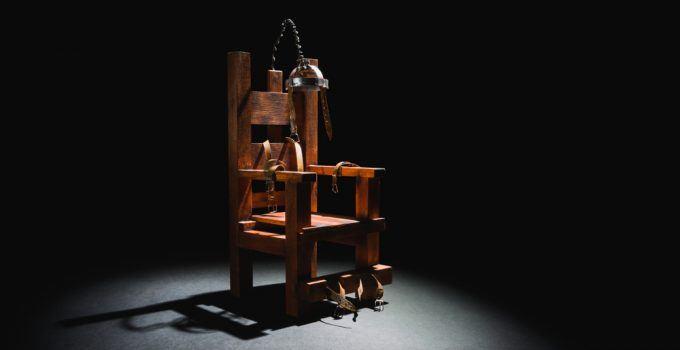 significado de pena de morte