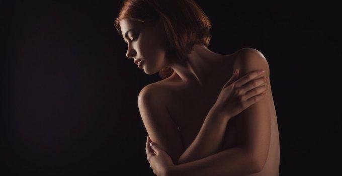 sonhar com nudez