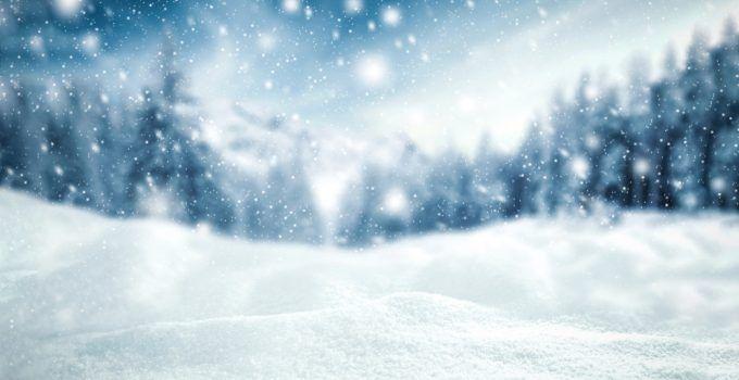 sonhar com neve