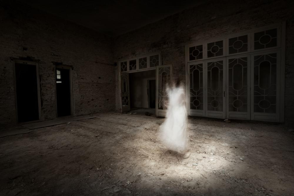 sonhar com fantasma