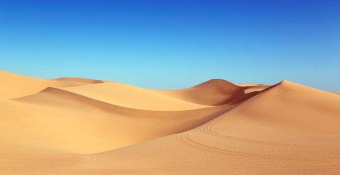 O que significa sonhar com areia?