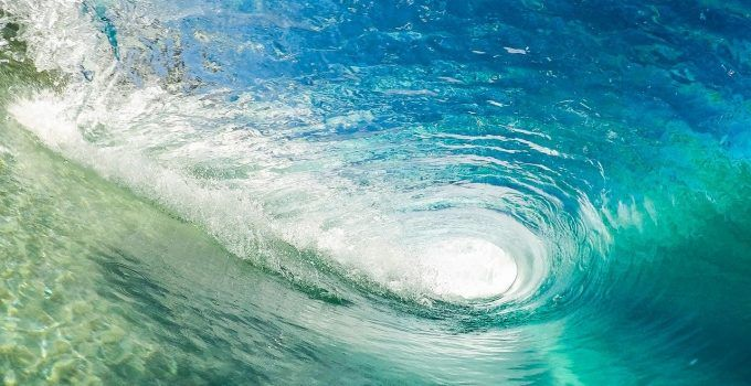 O que significa sonhar com onda?