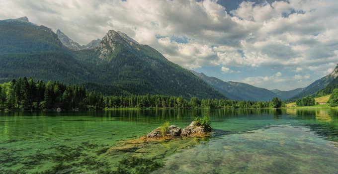O que significa sonhar com lago?