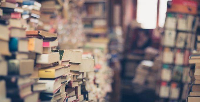 O que significa sonhar com livros?